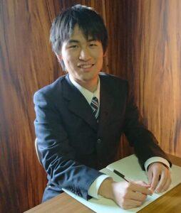 行政書士塚田貴士の写真